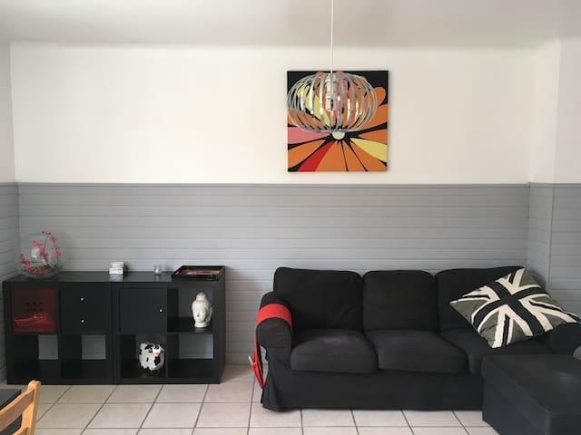 Bel appartement proche de la mer - Dunkerque - Wohnung