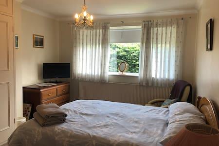 Cosy comfortable quiet room