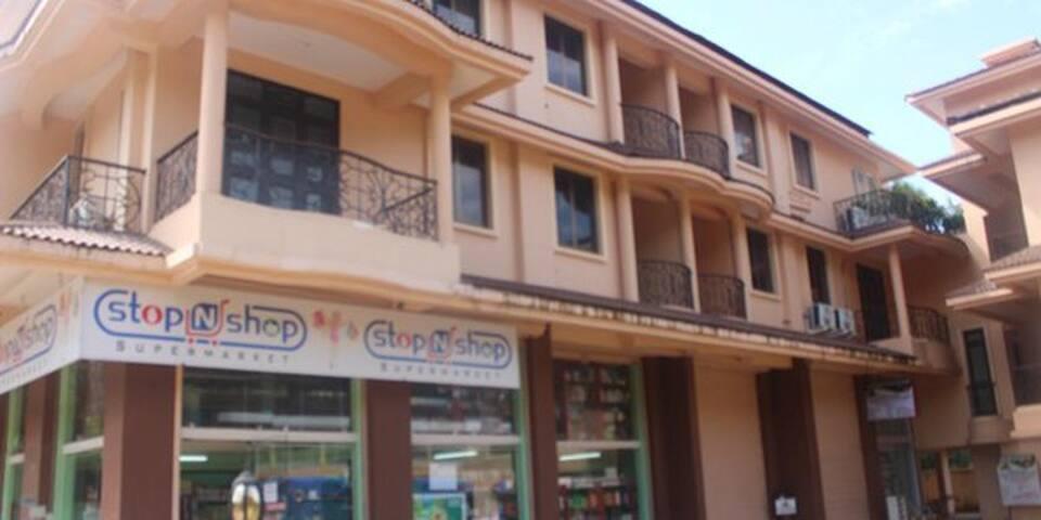 2BHK Cozy Apartmentin Benaulim Goa