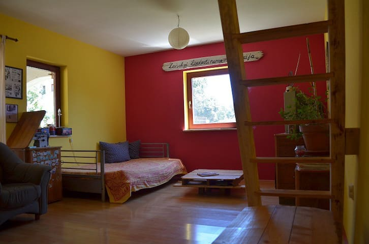 Family house in beautiful Istrian village