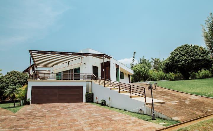 Hermosa casa de campo ideal para el descanso