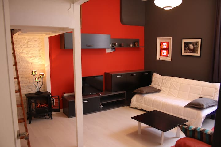 Modern Apartment in Downtown - Vitoria-Gasteiz - House