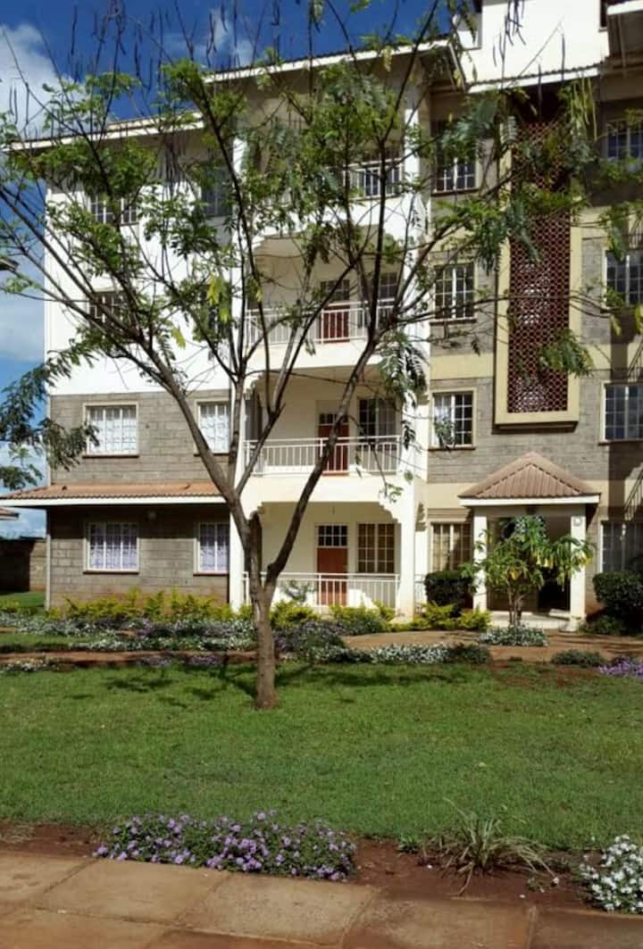Kivulini Apartments, Thika.