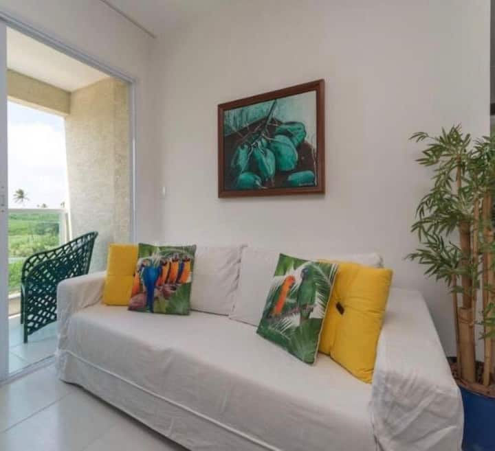 Lindo apartamento 2 quartos Porto de Galinhas.