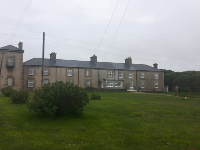 Beautifull cottage along the wild Atlantic way. - Belmullet - Vakantiewoning