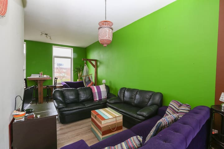 Charming two floor appartment - Rotterdam - Apartment