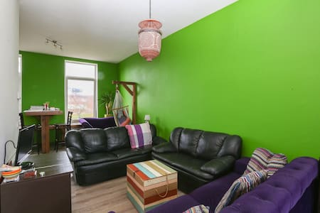 Charming two floor appartment - Rotterdam - Pis