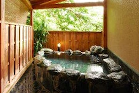 Charted hot spring,with Breakfast - Shimoda-shi - 日式旅馆