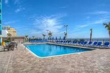The  Beachfront pool