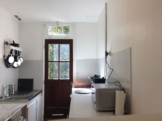 Charmant appart à 15mn de Paris - Ablon-sur-Seine - Wohnung