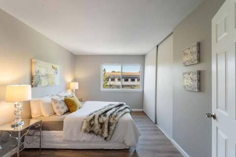 Convenient and cozy space near dt San Jose