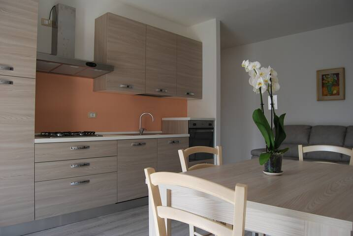 Grazia's flats