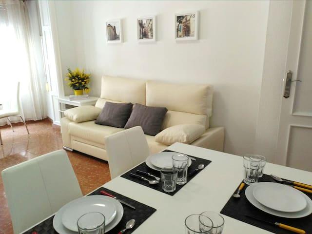 Apartamento céntrico con encanto San Pascual - Ориуэла - Квартира
