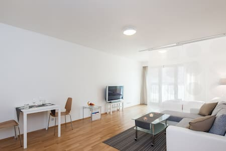 Cozy central flat, modern residence, free parking - Prague - Apartment - 2