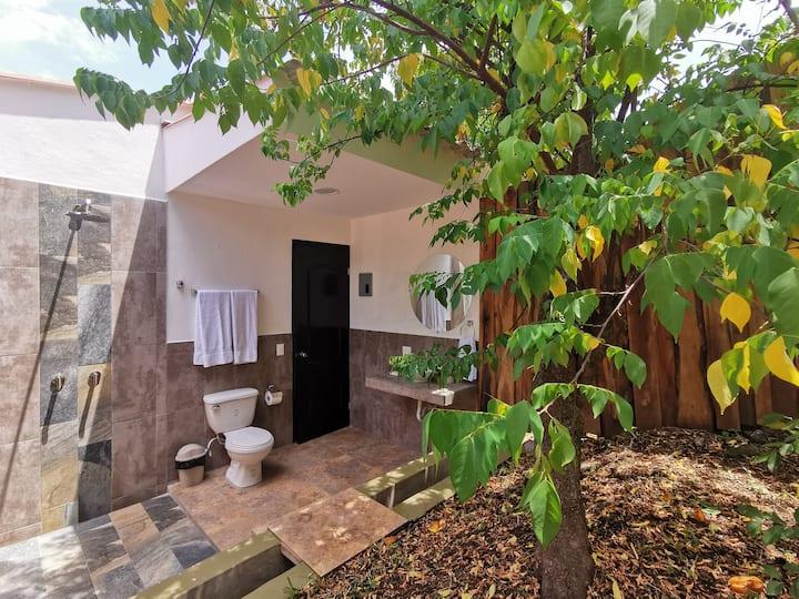 Ocean View Room w/ Outdoor Bathroom at LAGARZA!