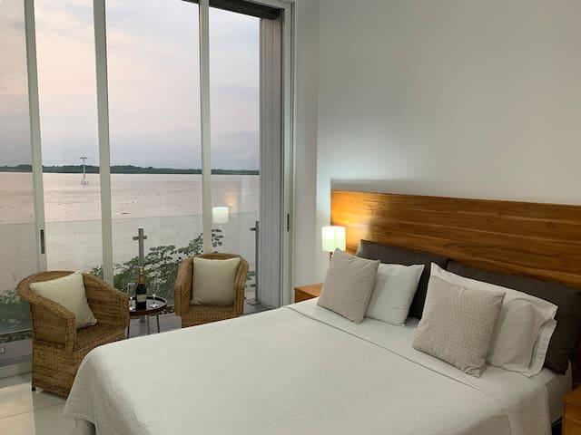 Habitación Deluxe  Vista al Rio