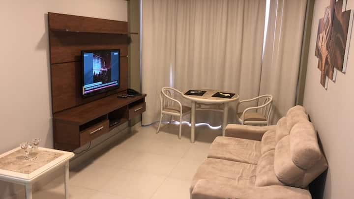 Flat com Servicos 45 m2 (apto inteiro) apto 176