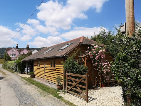 Comfy couples Barn with en suite