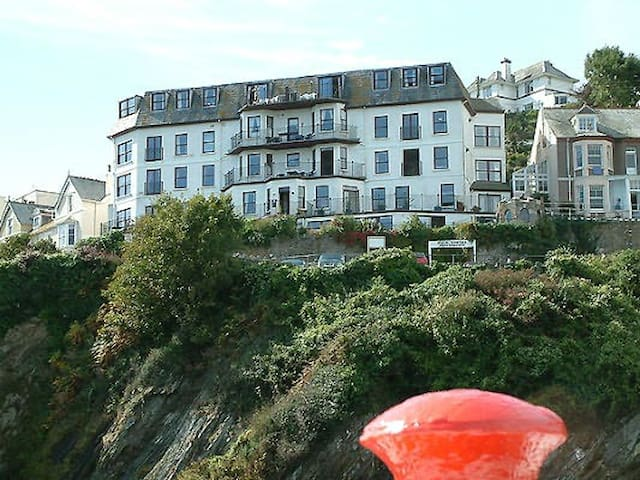 Stunning Apartment Looking out to Sea ... - Looe - Appartement