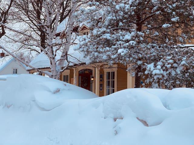 Aux Berges des Aulnaies - Résidence de tourisme