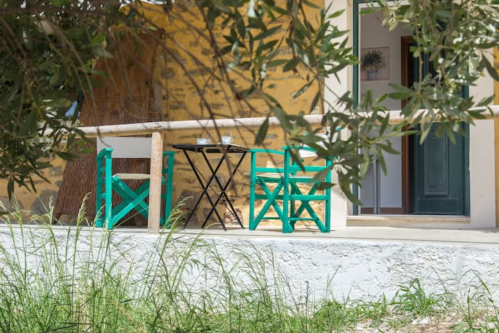 Agrilos olive tree apartment - Mirsini - Appartement