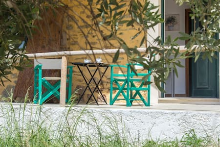 Agrilos olive tree apartment - Mirsini