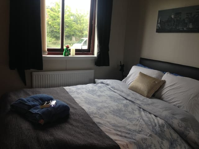 B&B 5 min from the centre of Glasgow