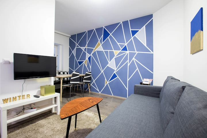 SUPERHOST Designed apartment in Neubaugasse - Wien