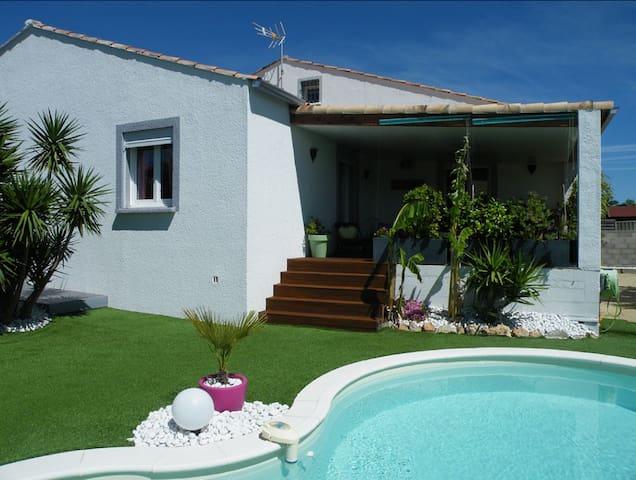 Maison Familiale - Vic-la-Gardiole - 獨棟