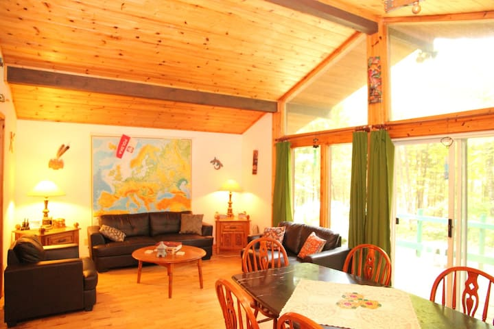 Cozy chalet in the Laurentians - Harrington - Bungalo