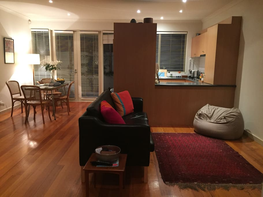 Roomy and spacious one bedroom apartment