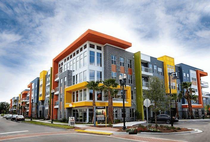 Luxury Apartment - Jacksonville - Apartamento