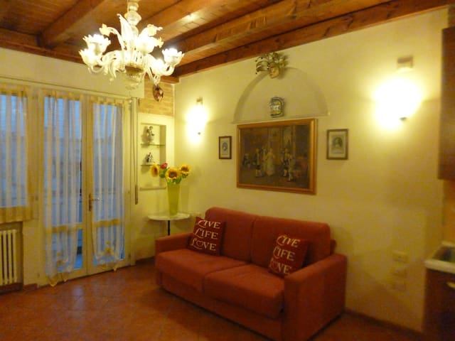 CASA BELLINI-15 MN DE TRAIN VENISE - Mogliano Veneto - Appartement
