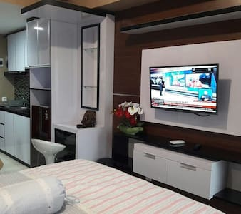 Stay Santuy Rooms Grand Sentraland Karawang