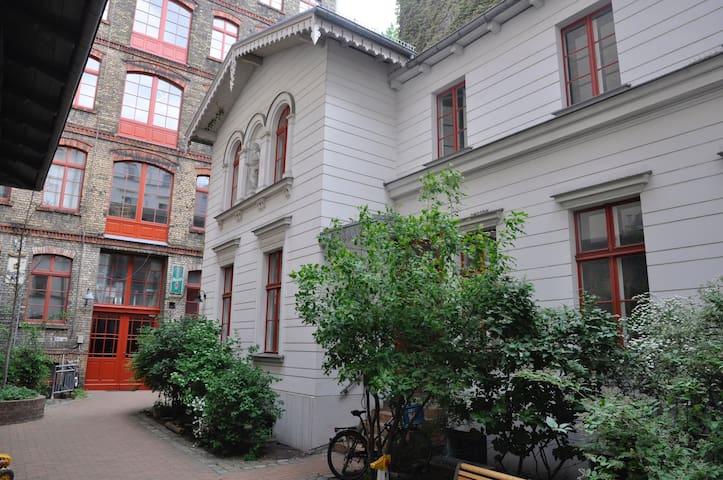 Ruhige Villa in Kreuzberg - Berlino - Villa