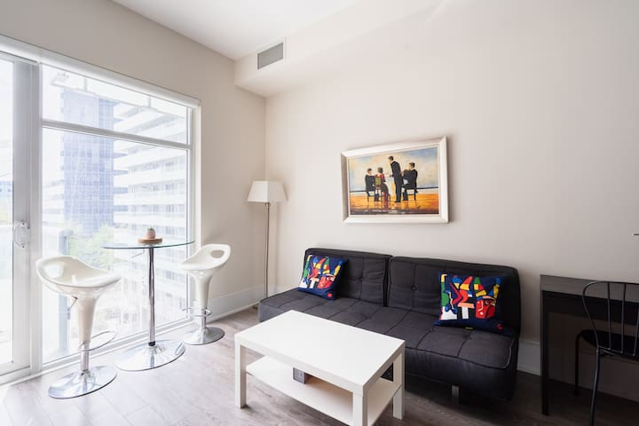 Downtown Toronto closest condo to Rogers centre