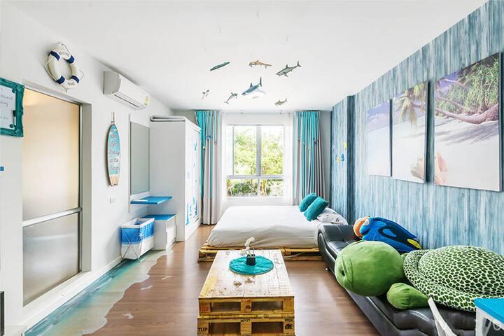 Marina Room @ Baan Khun Koey Hun Hin