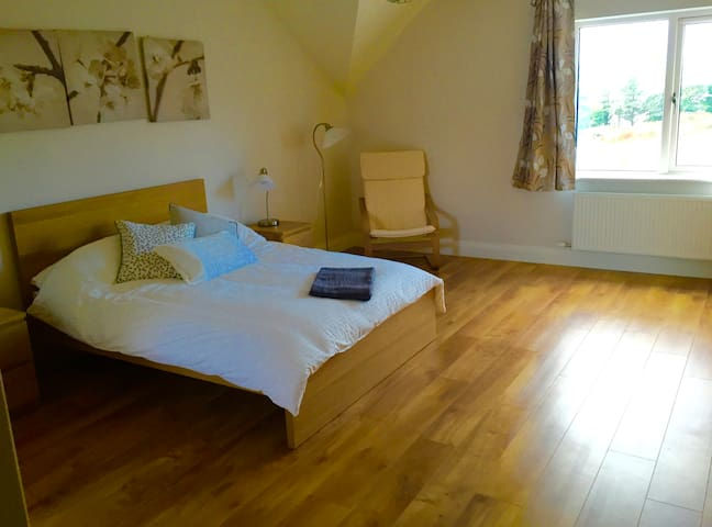 Dingle town centre master bedroom with en suite - Kerry - Casa