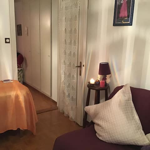 Studio équipé en Vielle-Ville, Genève
