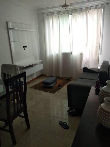 Apartamento a uma quadra da praia - Jardim Camburi