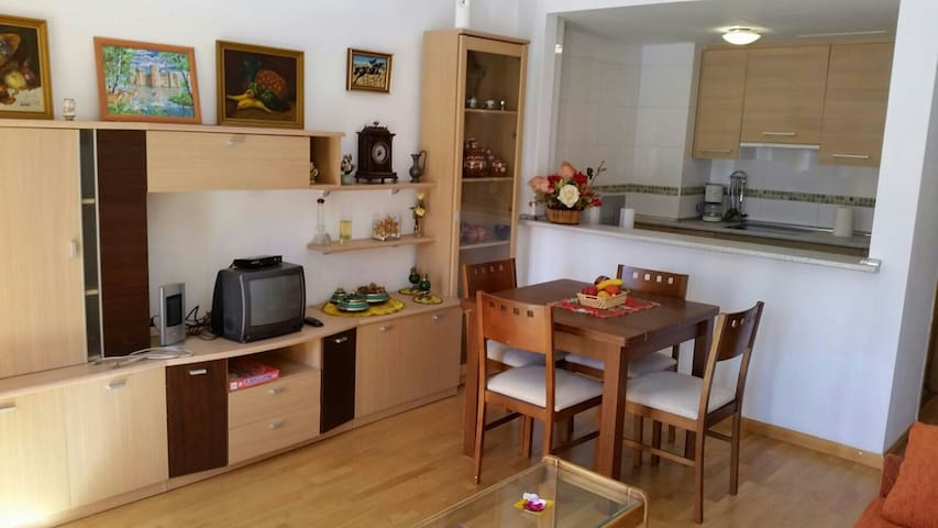 Apartamento sierra Oeste Madrid - San Martín de Valdeiglesias - Appartement
