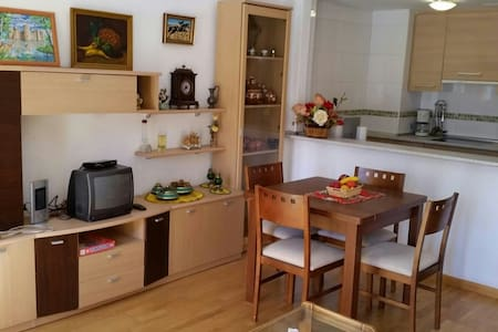 Apartamento sierra Oeste Madrid - San Martín de Valdeiglesias - Apartamento