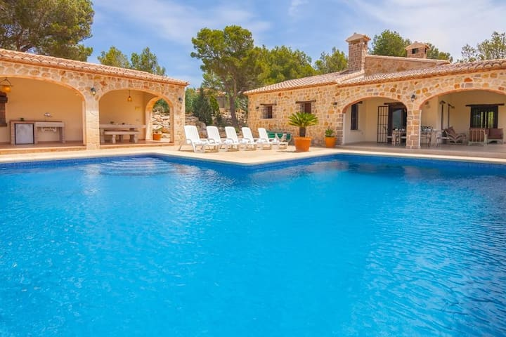 Holiday cottages Ximo 10 - Lliber