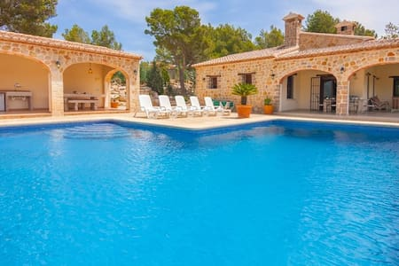 Holiday cottages Ximo 10 - Lliber - 一軒家