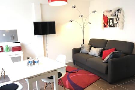 Appartement NEUF, F2 proche centre - Rouen - Wohnung