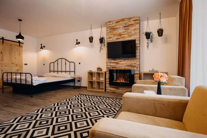 Studio Lux Silver Mountain 4* Resort Poiana Brasov