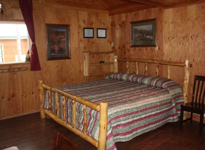 Denali's Gnome Home Cabin