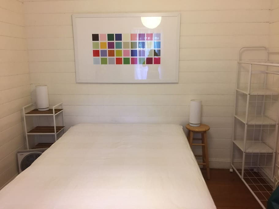 Private guest room, spacious and quiet