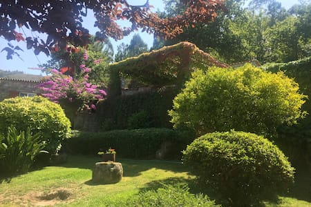 Romantic country house, minutes from the beach - Freixieiro de Soutelo - Villa