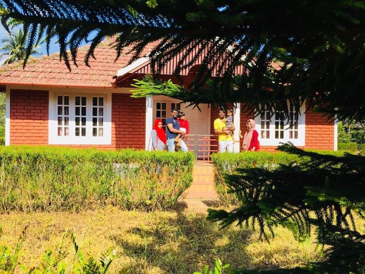 Marsim Holiday Resort- Apple villa- River n Nature